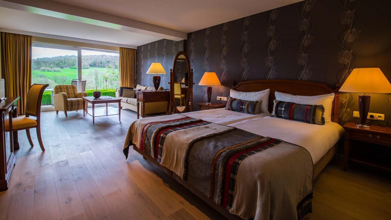 Hotel Klein Zwitserland Slenaken Zwischen Den Hügeln Süd Limburgers