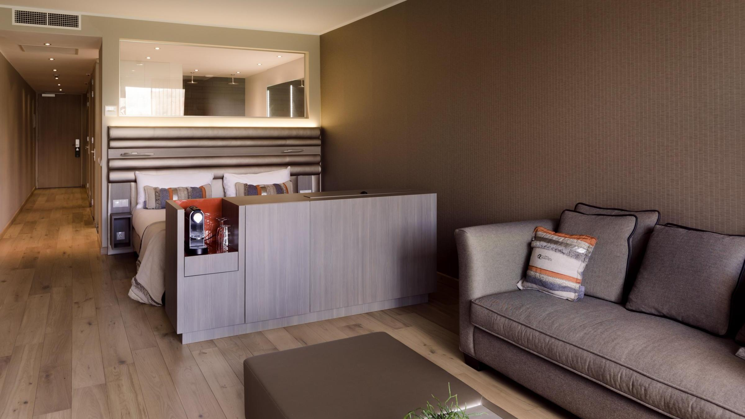 Wellness familie suite